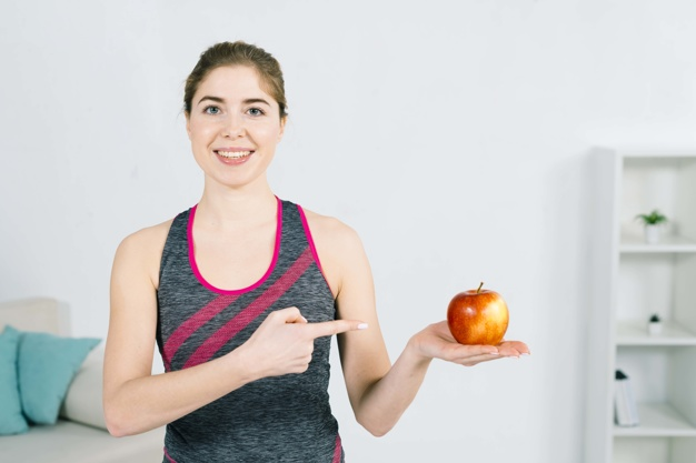 maca - Como ter uma alimentação saudável na correria do dia a dia