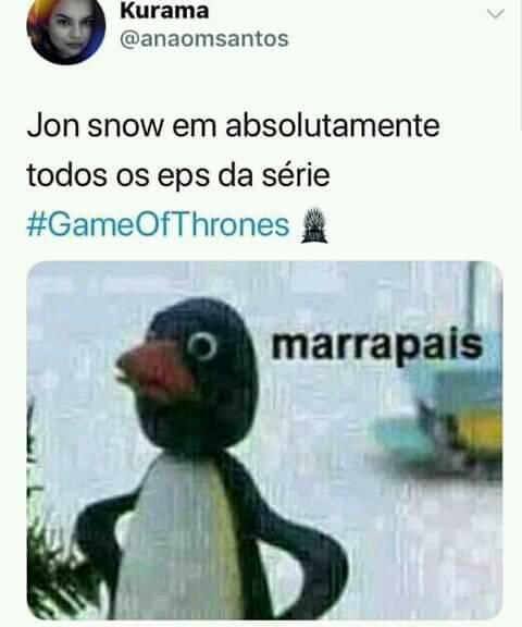 60088634 1165051313663615 2973324529520082944 n - Final de Game of Thrones: lágrimas, despedidas e memes...