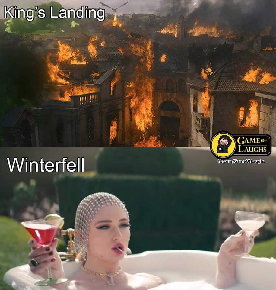 60333351 10157240176300365 3033603484986376192 n - Final de Game of Thrones: lágrimas, despedidas e memes...