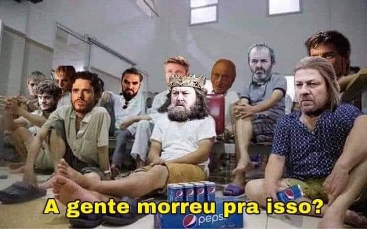 60526114 2269709446447499 3986693458529091584 n - Final de Game of Thrones: lágrimas, despedidas e memes...