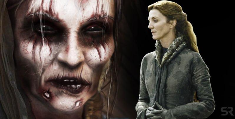 lady stoneheart - Final de Game of Thrones: lágrimas, despedidas e memes...