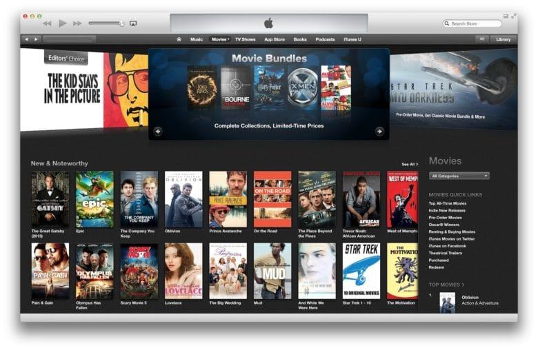 servicos de streaming itunes - O que esperar dos novos serviços de streaming que estão vindo por aí