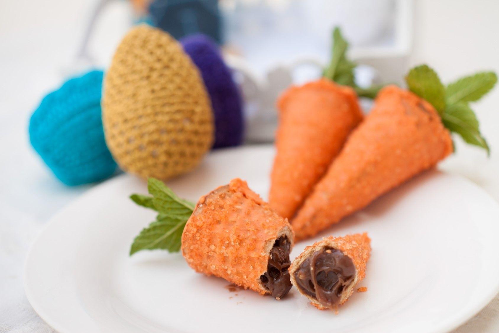 docesparapascoacenourinhasrecheadas - Além do ovo de chocolate: dicas de doces para páscoa para surpreender e encantar