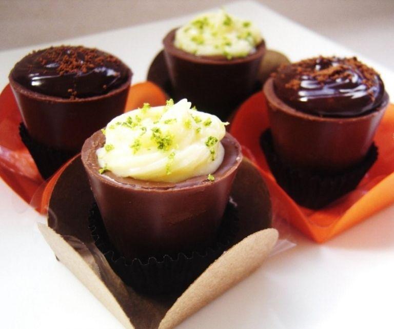 docesparapascoacopinhosdechocolate - Além do ovo de chocolate: dicas de doces para páscoa para surpreender e encantar