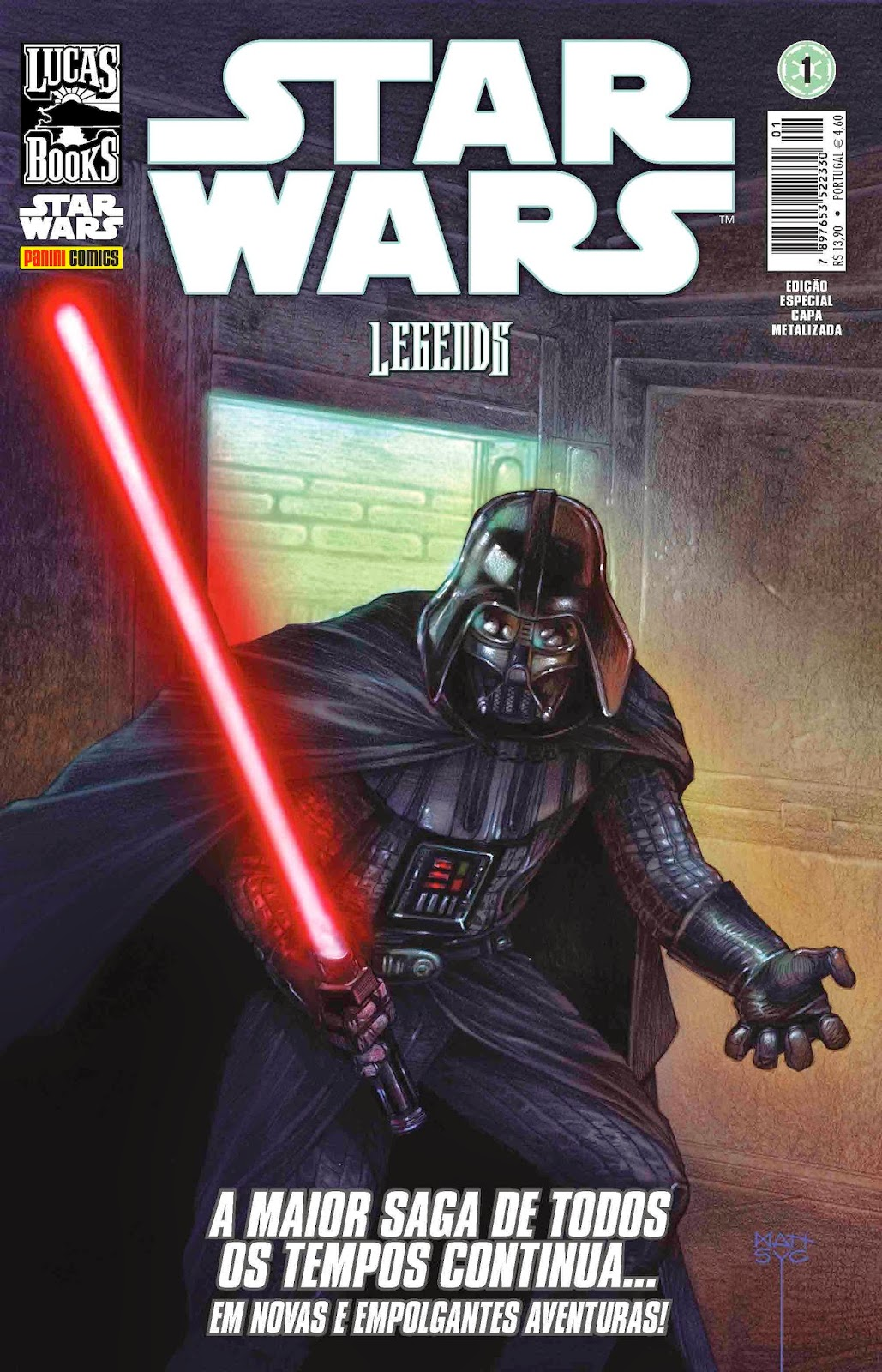 dia de star wars panini comics - May The 4th With You (Dia de Star Wars): tudo o que precisa saber