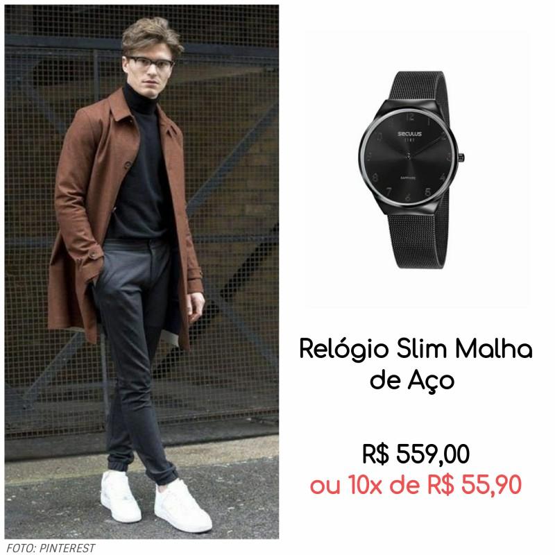 Será que o seu relógio combina com sua roupa 01 - Será que o seu relógio combina com sua roupa? Descubra!