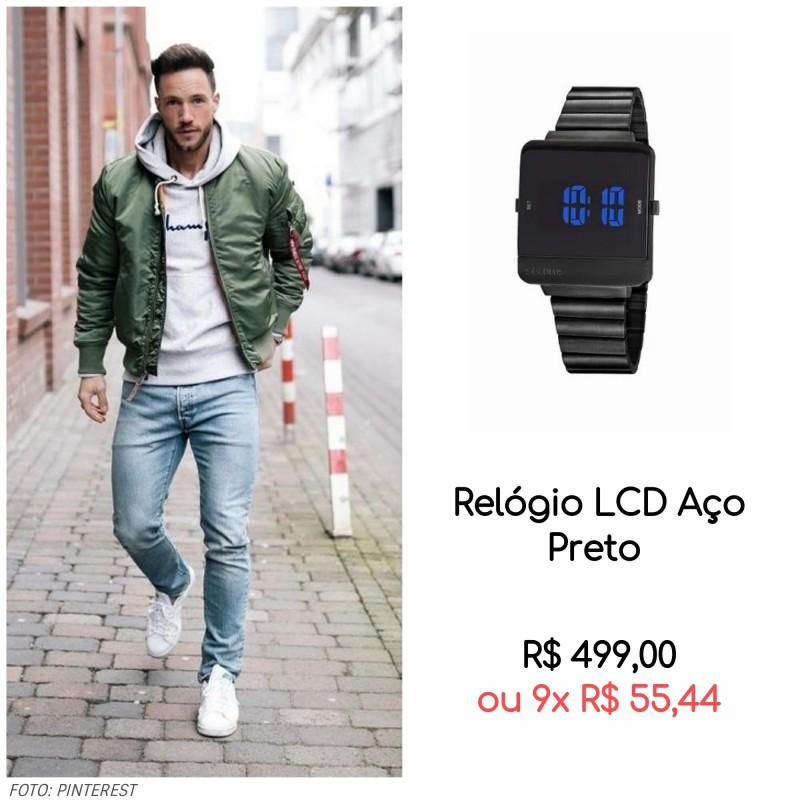Será que o seu relógio combina com sua roupa 02 - Será que o seu relógio combina com sua roupa? Descubra!