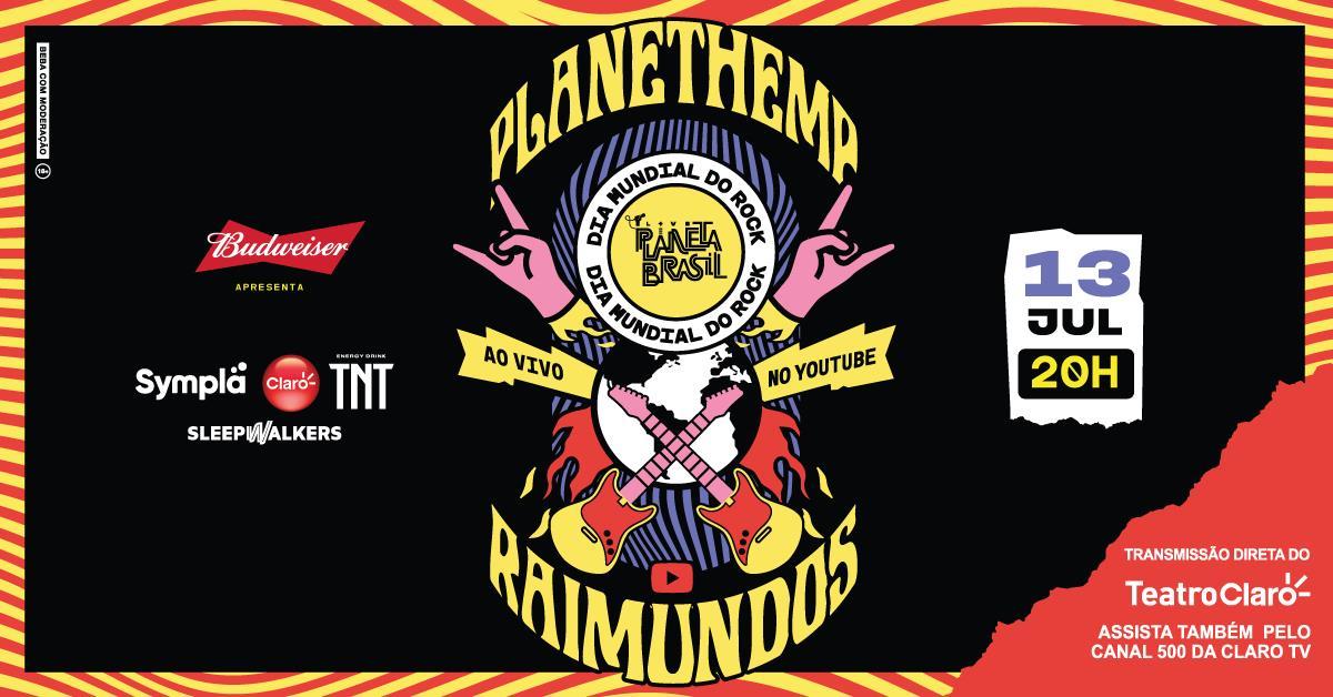 diamundialdorockfestivalplanetabrasil - Dia Mundial do Rock: dicas de como comemorar