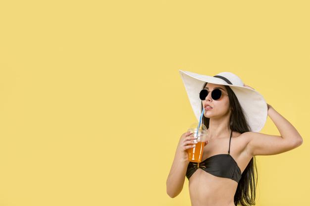 Oquebeber - Cuidados com o sol, não vá a praia ou piscina sem eles!