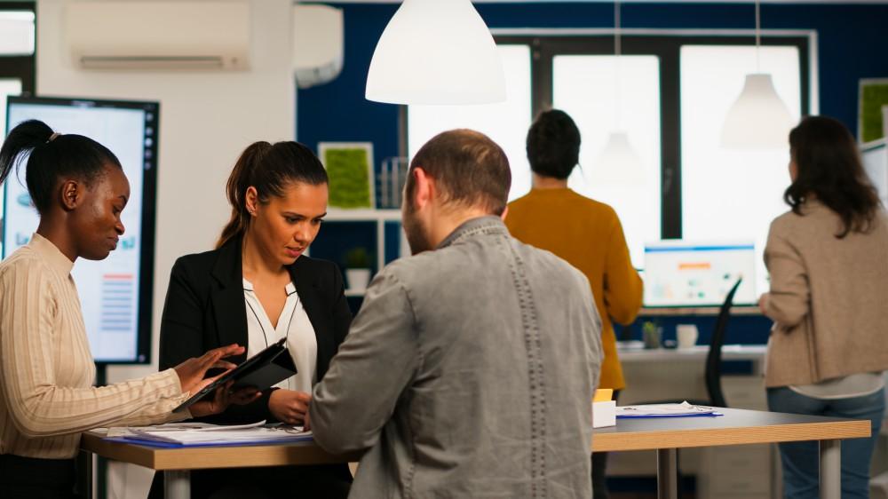 diversidadenotrabalho2 - Como criar um ambiente de trabalho que promove a diversidade e o bem-estar