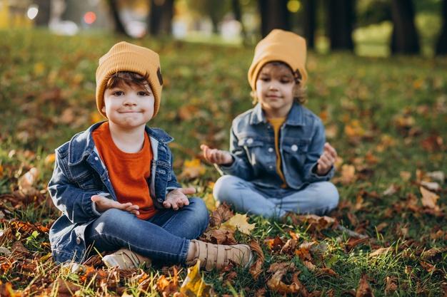 criancaemdupla - Mindfullness para criança, um santo remédio