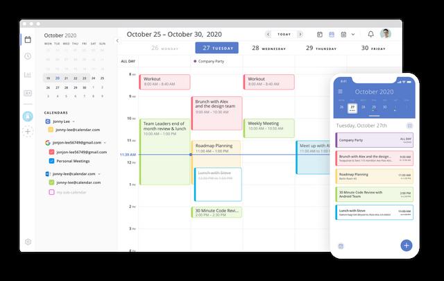 businesscalendar 1 - 7 apps para home office para aumentar sua produtividade