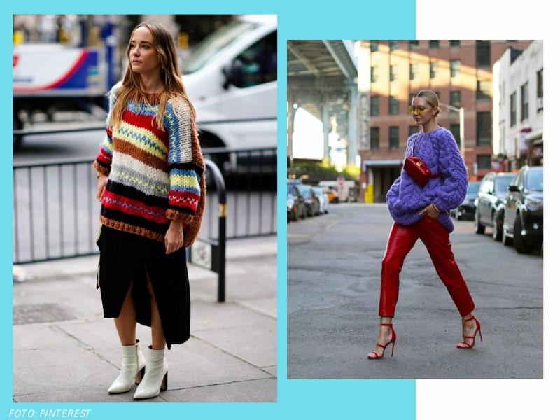tendência do tricô 09 - Tendência do tricô: como enfrentar o inverno cheia de estilo