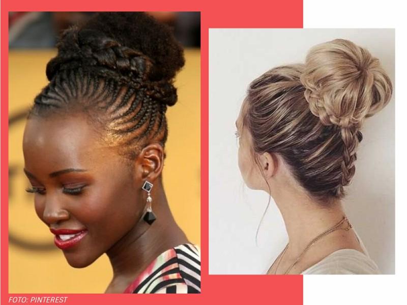 penteadoscomtrancas4 - Tranças: 3 penteados para TODOS os tipos de cabelo