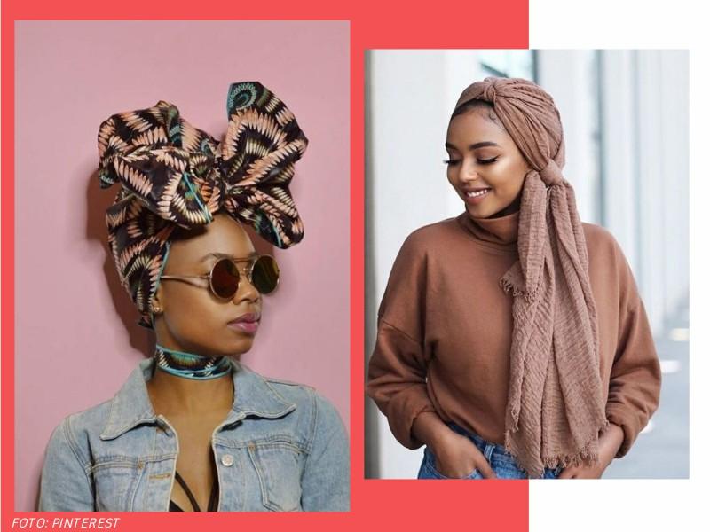 amarrarturbante1 - Hair power: 4 formas de amarrar turbante sozinha!