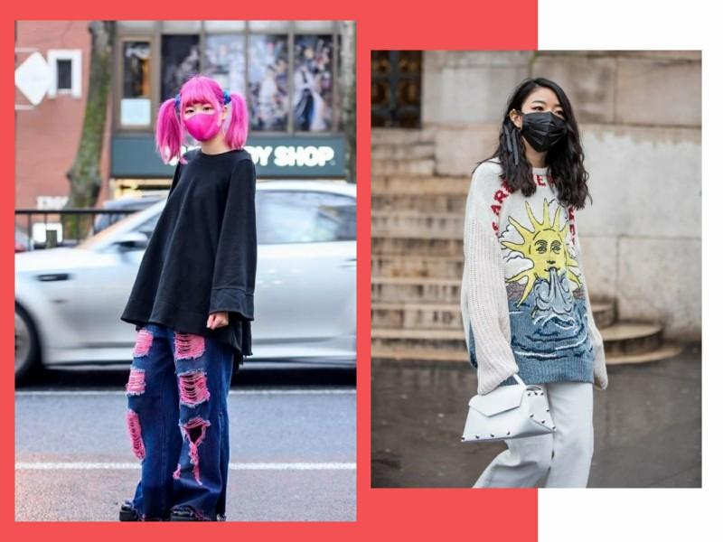 mascaradetecido11 - Quarentena: como as máscaras se inseriram na moda feminina?
