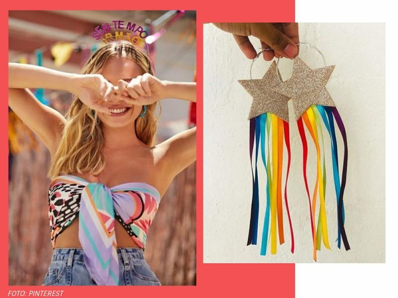 CARNAVALEMCASA1 - Carnaval em casa: looks para curtir a folia com muito estilo!