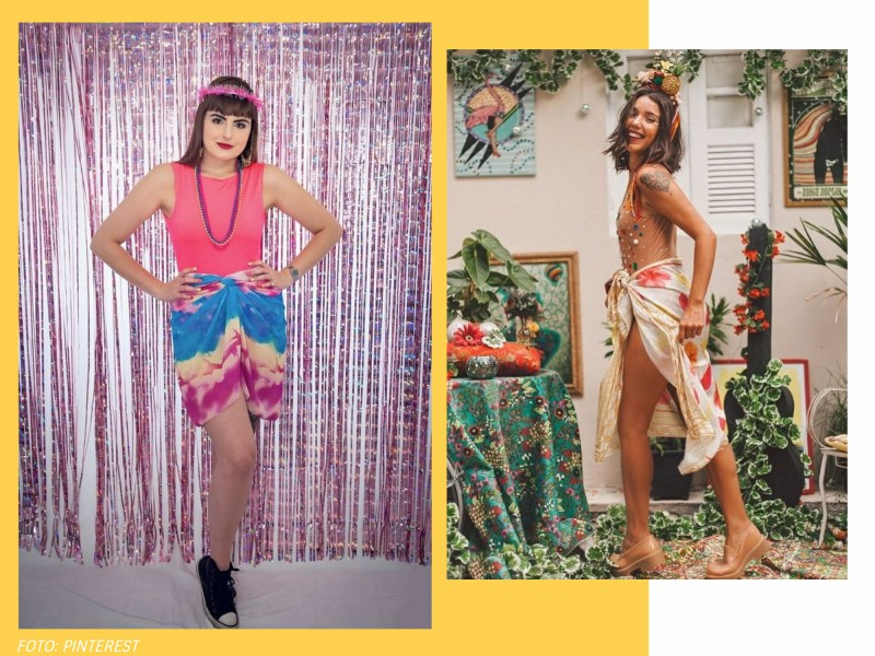 CARNAVALEMCASA2 - Carnaval em casa: looks para curtir a folia com muito estilo!
