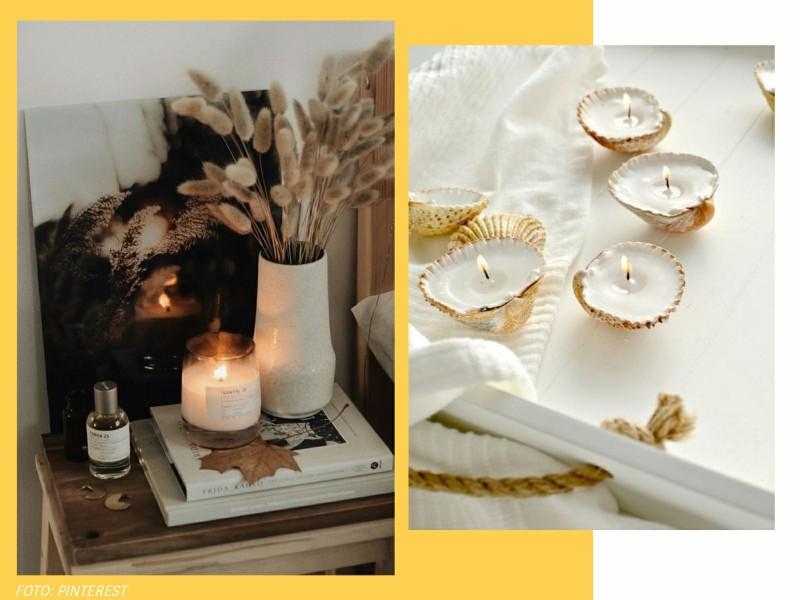 velasaromaticas2 - Cheirinho bom: como escolher velas aromáticas, incensos e difusores?