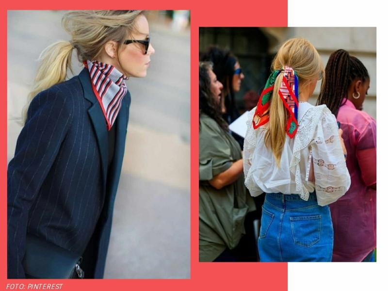 comousarlencos1 - Trend alert: como usar lenços e atualizar o look sem esforço