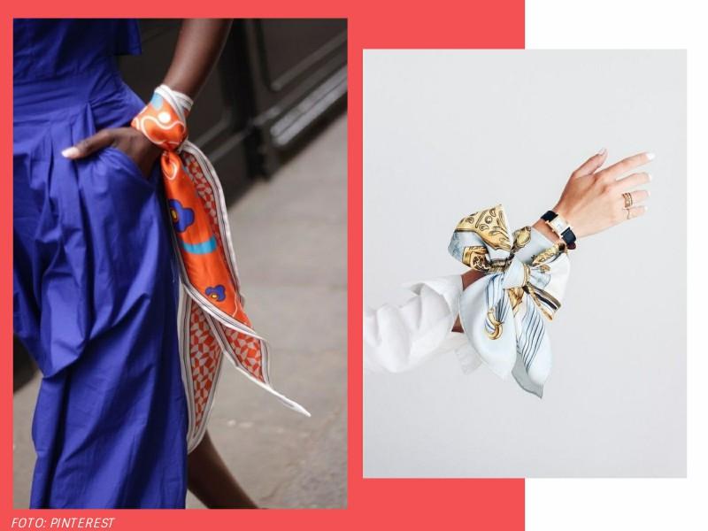 comousarlencos4 - Trend alert: como usar lenços e atualizar o look sem esforço