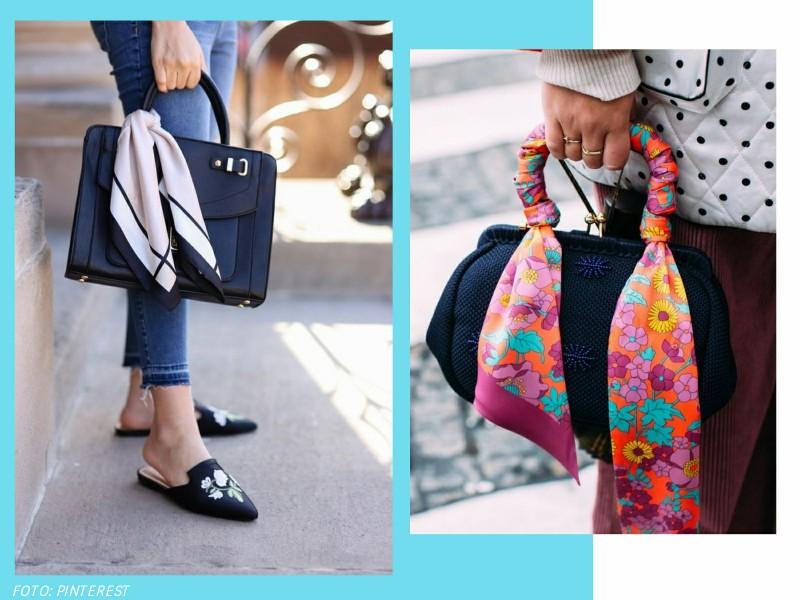 comousarlencos6 - Trend alert: como usar lenços e atualizar o look sem esforço
