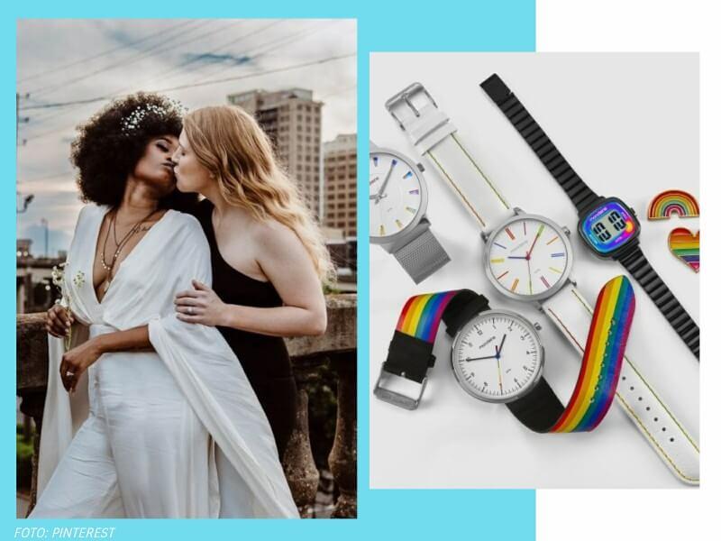 relógio para o dia dos namorados 4 1 - O amor está no ar: 4 relógios para o Dia dos Namorados