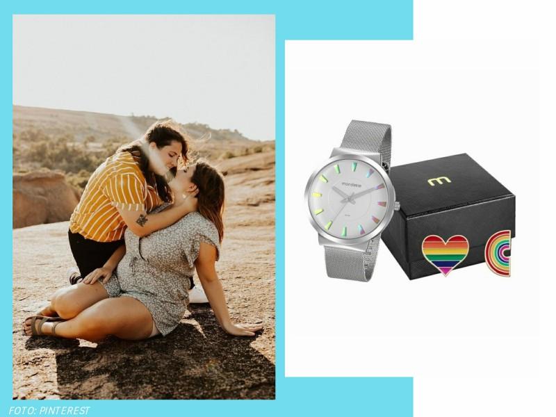 colecaopride3 - Coleção Pride: Explore os novos Relógios LGBT da Mondaine!