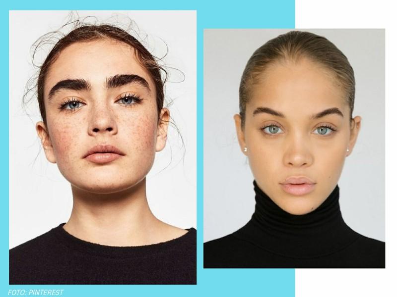 tiposdesobrancelha3 2 - Tipos de sobrancelha: qual combina com seu rosto?