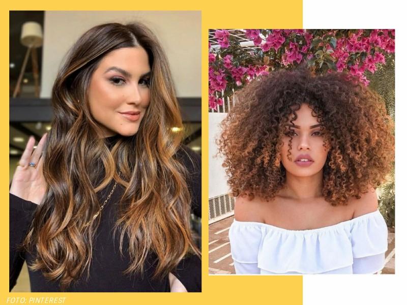 morenailuminada2 - Morena iluminada: conheça TU-DO sobre essa trend de cabelo