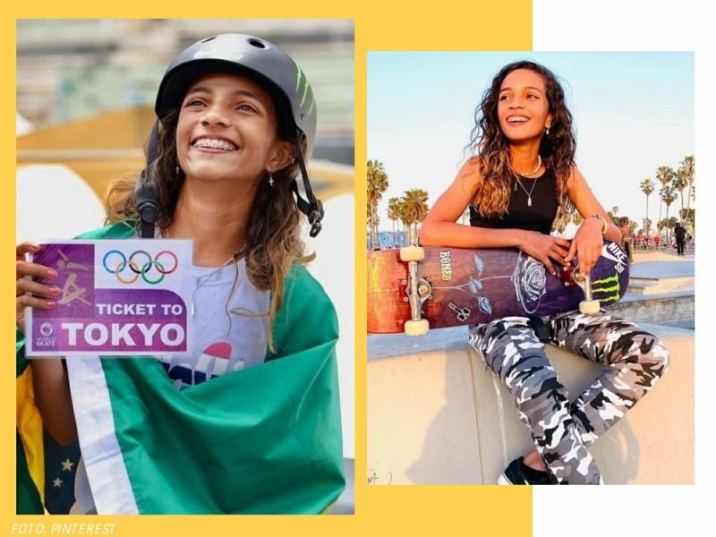 rayssaleal3 - Rayssa Leal: a história da jovem que arrasou nas Olimpíadas